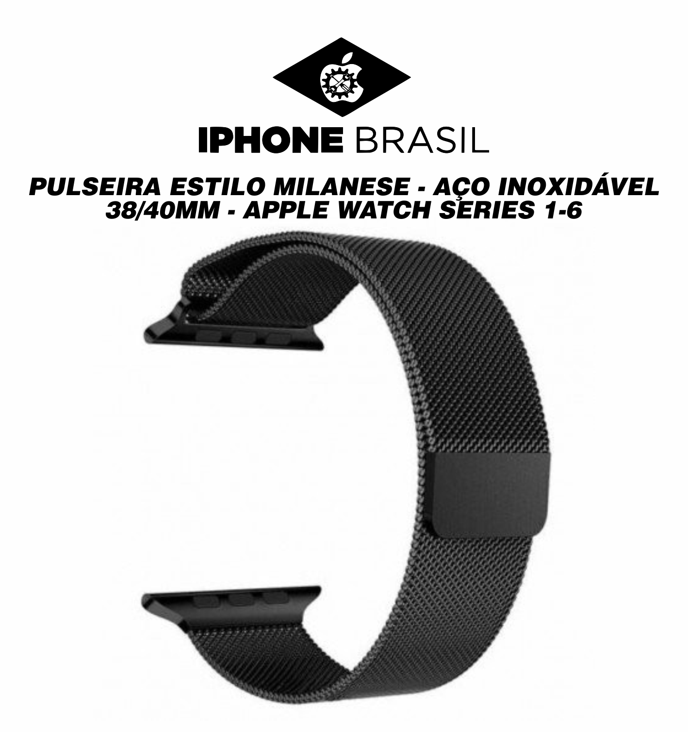 PULSEIRA APPLE WATCH 38/40MM...