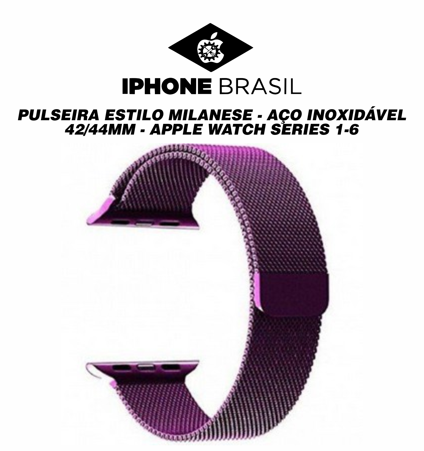 PULSEIRA APPLE WATCH 42/44MM -...